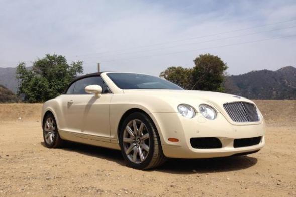 BentleyContinentalGTC
